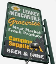 Leakey Mercatile - The Frio Canyon's Grocery Store