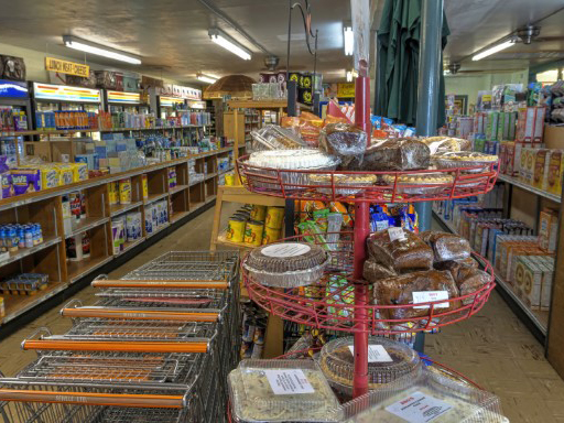 Leakey Mercantile - Baked Goods