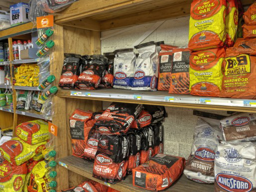 Leakey Mercantile - BBQ Supplies
