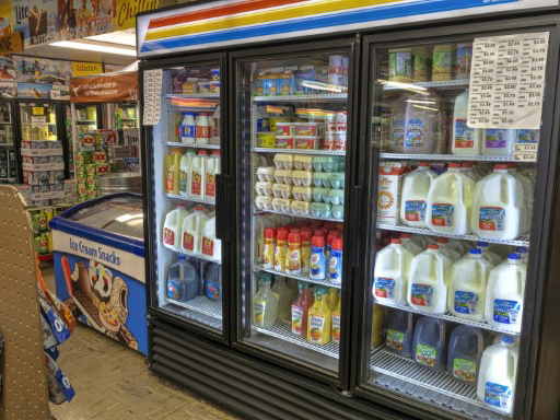 Leakey Mercantile - Dairy Products