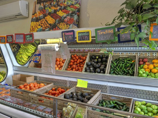 Leakey Mercantile - Fresh Fruit