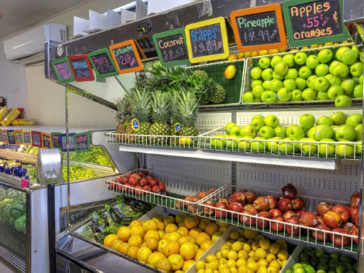 Leakey Mercantile - Fresh Vegetables